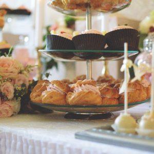 Tahini Pastry